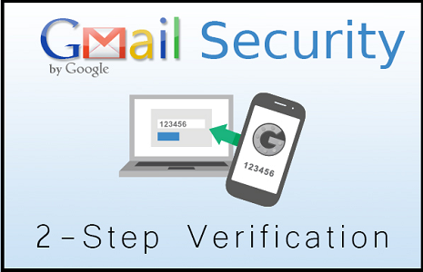 Gmail Security with 2 step verification