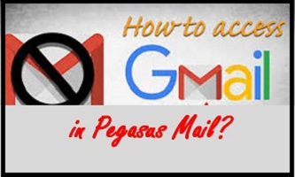 How to Access Gmail in Pegasus Mail?
