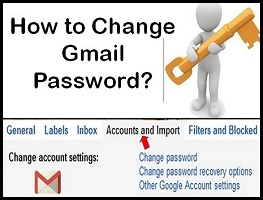 Learn How to Change your Gmail Password – A Simple Guide