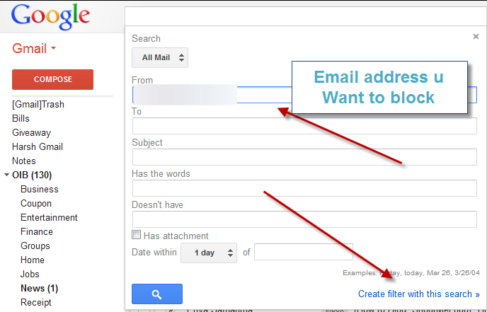 Automatically forward incoming Gmail messages to another Email address