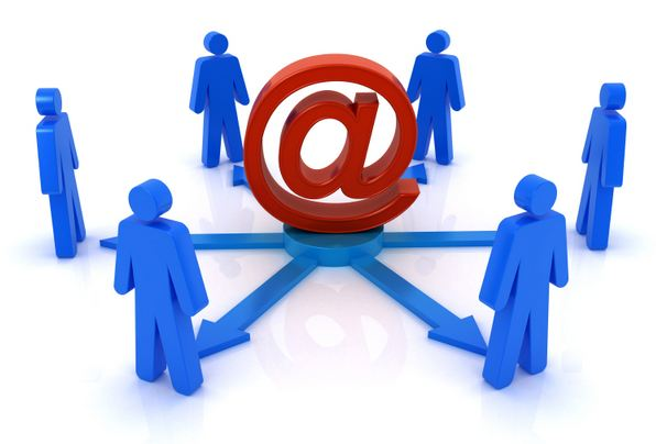 Add contacts to a Gmail Group
