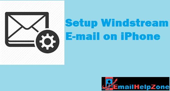 iphone windstream setting
