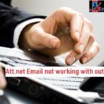 att.net working with outlook 2019