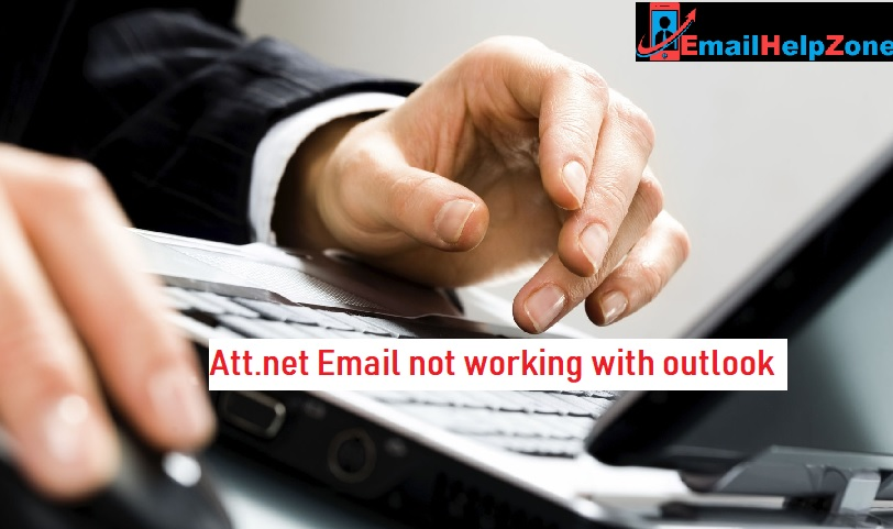 att.net working with outlook 2019