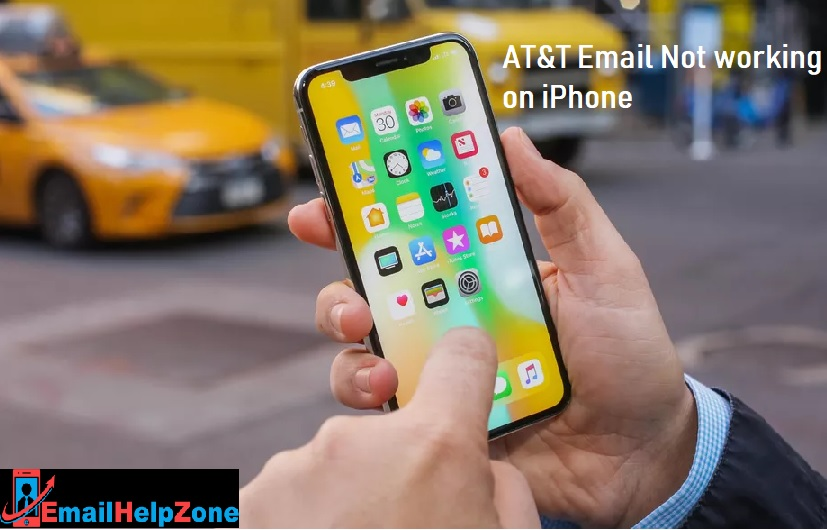 AT&T Email not working on iPhone 2020- Fix sending, receiving & Loading Issues
