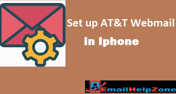 setting up AT&T emails on iPhone
