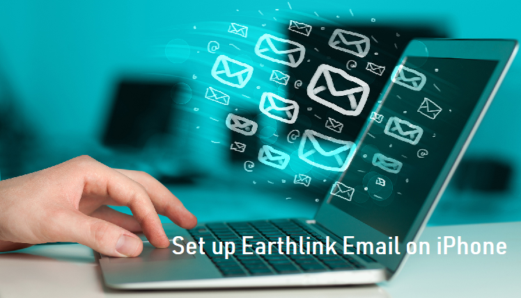 earthlink email settings for iphone