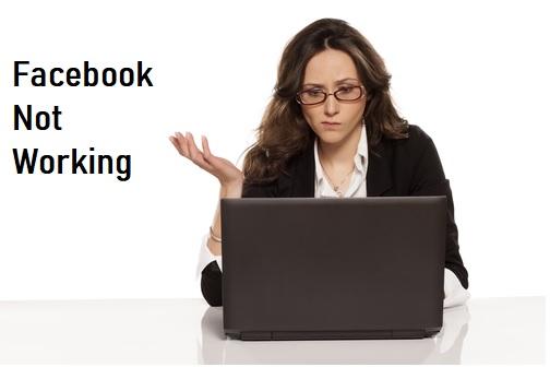 Resolve Facebook not working issue