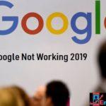 google.com not working