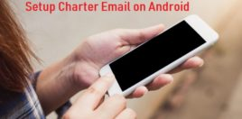 charter email on android