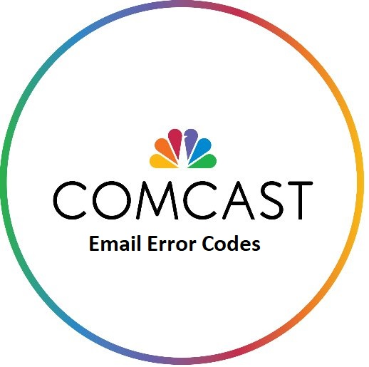 Comcast Email Error Codes and Messages – Fix All The Errors