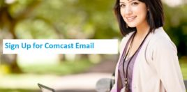 create comcast email account