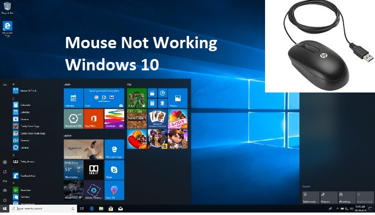 Mouse Not Working Windows 10 – Common Mouse problems 2020