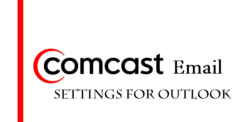 comcast outlook settings