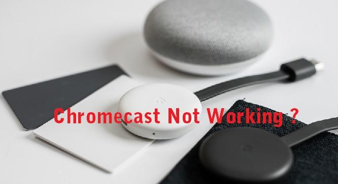 Chromecast help