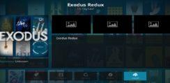 Exodus Redux help