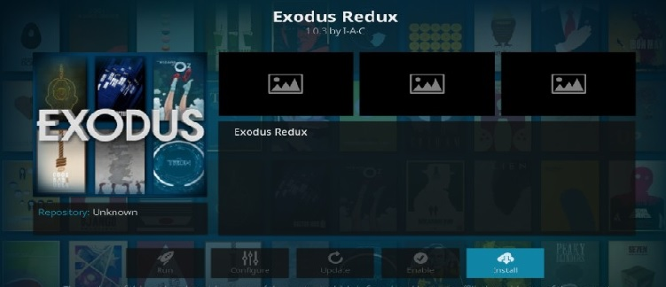 (Fixed) Exodus Redux Not working
