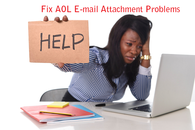Easy Steps to fix AOL Email Attachment Problems